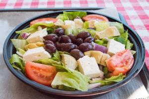 Papa Ray's House Salad - delivery menu