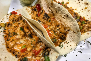Taqueria - delivery menu