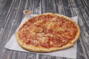 Tomato Sauce and Cheese Neapolitan Pizza - delivery menu