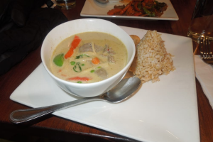 Green Curry Entree - delivery menu