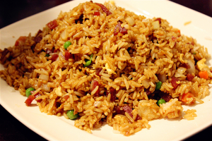 Chinese Sausage Fried Rice - delivery menu