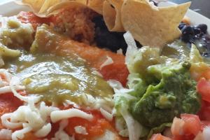 Enchiladas - delivery menu
