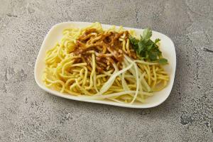 Spicy Peanut Noodle Salad - delivery menu