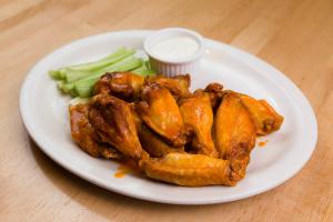 Wings by Ten - delivery menu