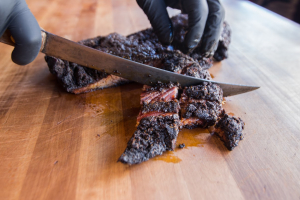 1/4 lb. Double Smoked Beef Burnt Ends Brunch - delivery menu