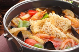 Samson Nurunggi-tang - delivery menu