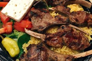 Lamb Chops - delivery menu