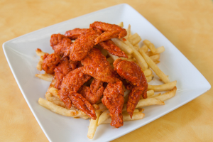 10 Pieces Party Wings Dinner - delivery menu