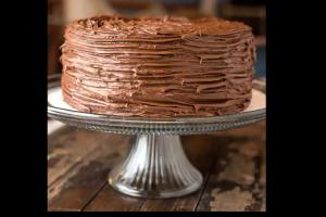 Chocolate Cake Slice - delivery menu
