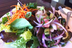 Spicy Beef Salad - delivery menu