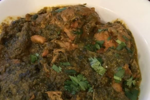 39. Chicken Palak - delivery menu