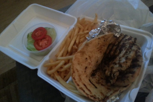 Chicken Sandwich Deluxe - delivery menu