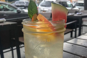 PINT OF WHITE SANGRIA( Must be 21 to purchase ) - delivery menu