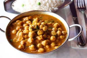 Chana Masala - delivery menu