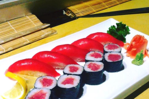 Tuna Sushi Dinner Combo Special - delivery menu