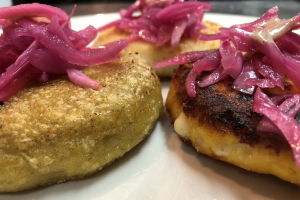 Cheese Arepa - delivery menu