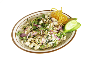 Laab Spicy Salad with Chicken - delivery menu