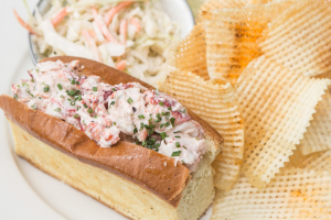 Down East Lobster Roll - delivery menu