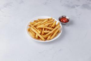 Regular Seasoned Fries - delivery menu