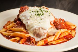 Chicken Parm Pasta - delivery menu