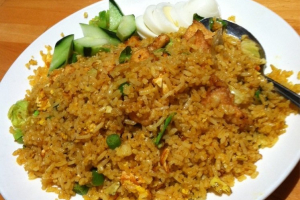 52A. Coconut Fried Rice - delivery menu