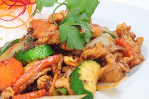 Cashew Nut Chicken - delivery menu