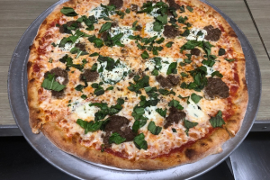 Med Meatball Special Pizza - delivery menu