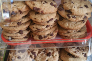 Homemade Cookies - delivery menu