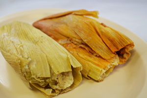 Tamale - delivery menu