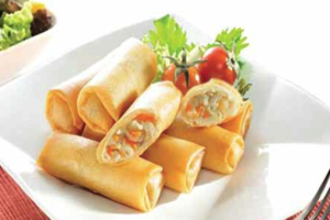 Vegetable Egg Roll - delivery menu