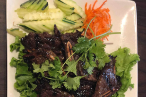 11A. Korean Marinated Short Rib - delivery menu