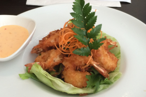 Coconut Shrimp - delivery menu