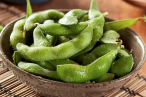 Edamame with Sea Salt - delivery menu