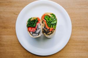 Vegano (It's Vegan!) - delivery menu