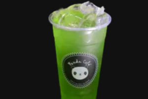 24. Peach Green Tea - delivery menu