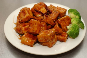 61. General Tso's To Fu - delivery menu
