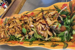 Shawarma Salad - delivery menu