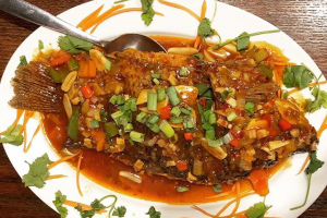313. Extremely Spicy Whole Fish Chongqing Style with Bone - delivery menu