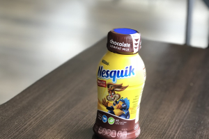Kids Nesquik Chocolate Milk - delivery menu