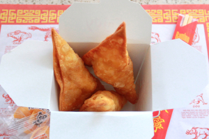 Cheese Wonton - delivery menu