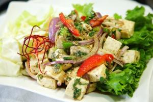 30. Larb Tofu Salad - delivery menu