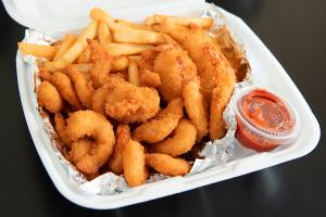 Shrimp Basket - delivery menu