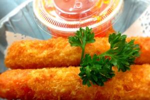 Crunchy Kani - delivery menu
