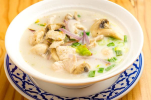 Tom Kha Chicken Soup - delivery menu