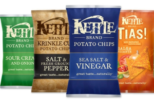 Kettle Chips - delivery menu