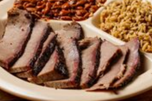 Sliced Beef Dinner - delivery menu