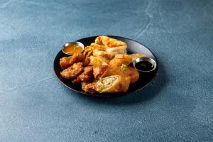 Combination Appetizer Platter - delivery menu