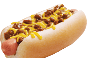 Chili Cheese Dog - delivery menu