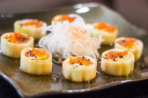 MISO  QT  (a cucumber roll) - delivery menu