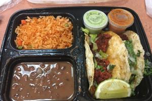 Chorizo Tacos - delivery menu